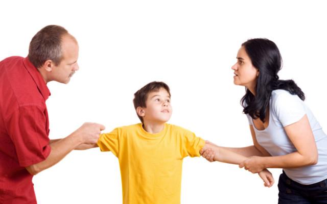 Carta a mis queridos padres divorciados: