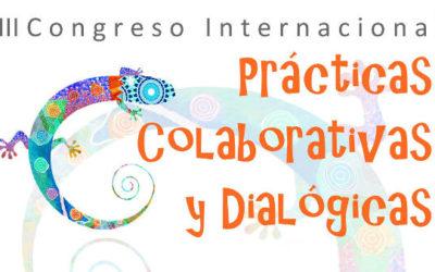 Colaboración con el III Congreso Internacional de Prácticas Colaborativas y Dialógicas
